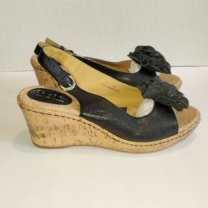 B.O.C Sling back sandals